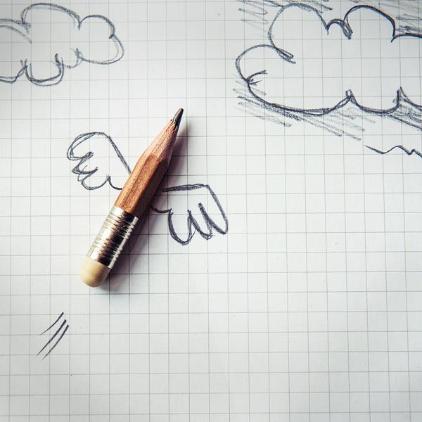kreatives schreiben lernen verleiht flügel