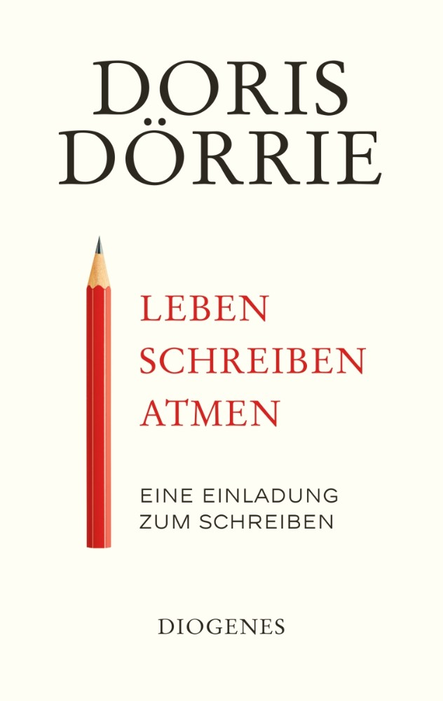 Doris Dörrie leben-schreiben-atmen-Rezension